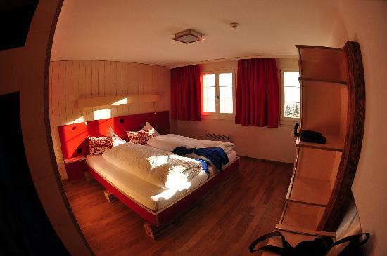 Berghaus Bort: our room