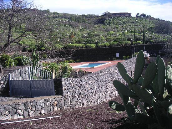 Hotel Rural La Correa: Pol area