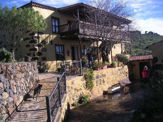 Hotel Rural La Correa: Main Building