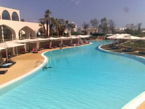 Crowne Plaza Vilamoura - Algarve: pool view