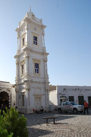 Tripoli, Libyen: Uhrturm