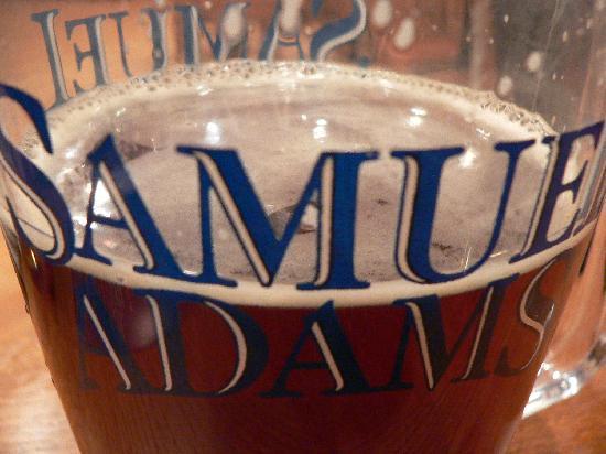 Samuel Adams Brewery : Sam Adams Brewery Tour