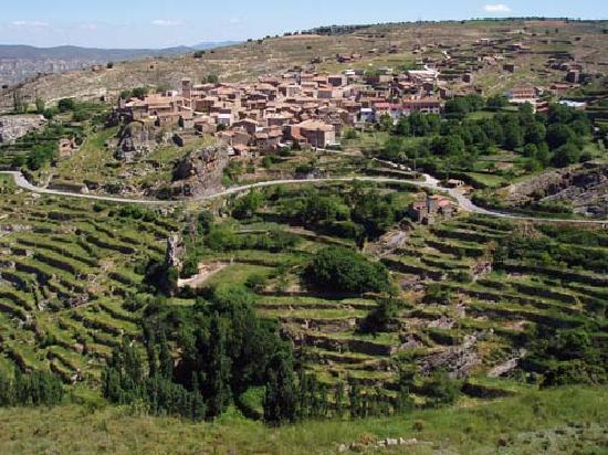San Felices, desde el Castellar