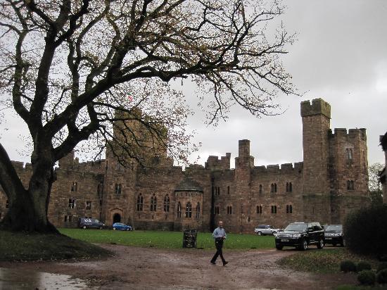 Peckforton Castle Hotel Deals
