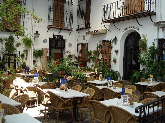 Hotel Los Patios: PATIO PRINCIPAL