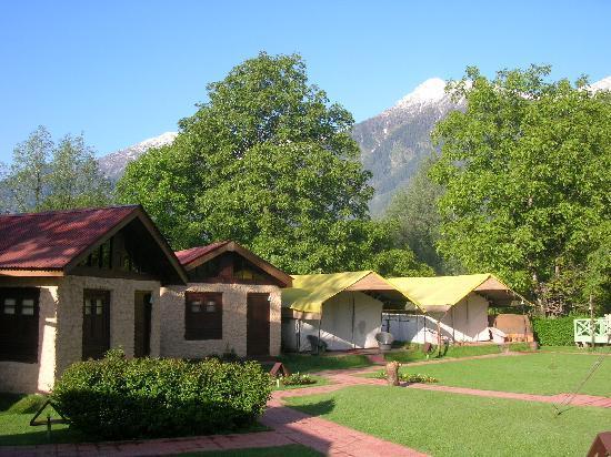 view in Island resort