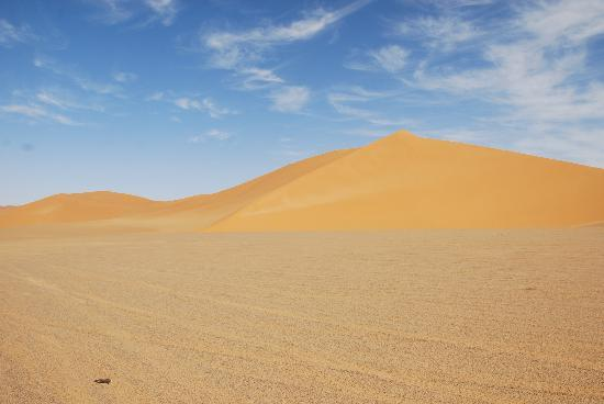 Akakus Desert : Sanddünen
