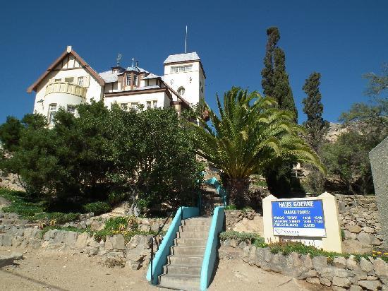 Luderitz, Namibia: Haus Goerke