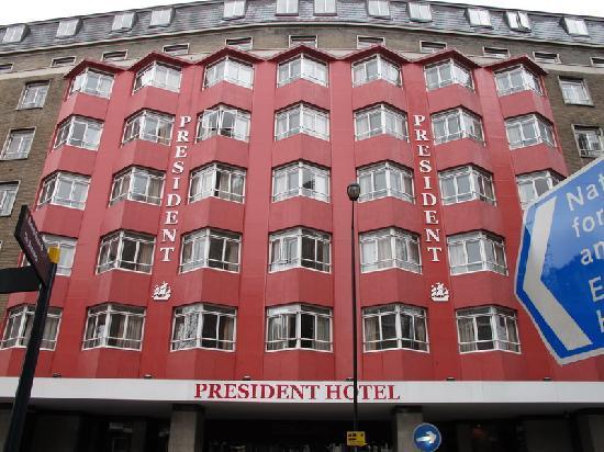 President Hotel Bloomsbury London England