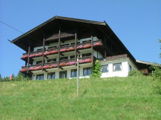 Grassau, Alemanha: Das Hotel