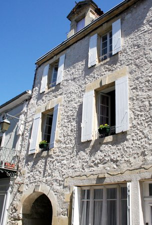My Little French House : Front Facade