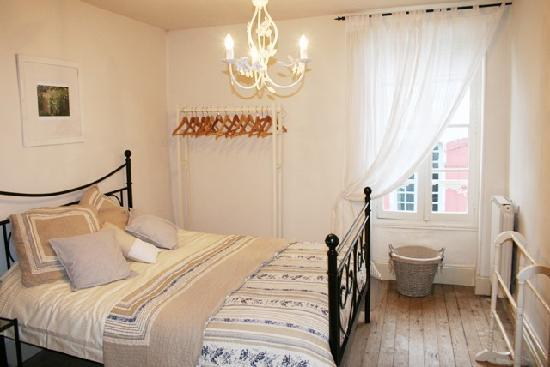 My Little French House : Bedroom Bleu