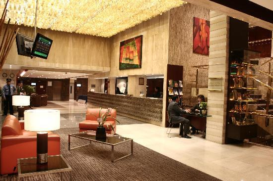 Bogota Plaza Summit Hotel: Lobby