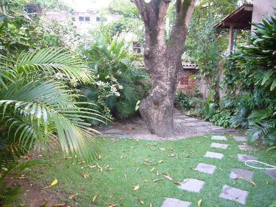 Mansion VillaVerde - Pousada & Vacation Rentals: Villa Verde Garten