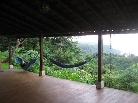 Anamaya Resort & Retreat Center: Breathtaking Yoga Deck