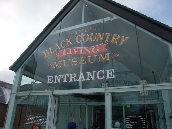 Дадлей, UK: Black Country Museum