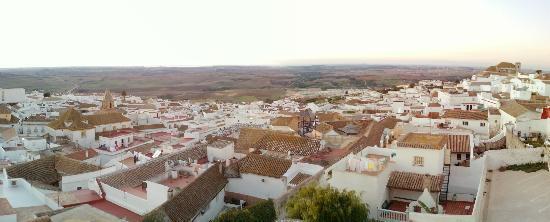 Medina-Sidonia, Hiszpania: La vista de Medina