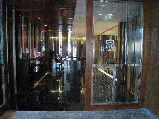 Renaissance Bangkok Ratchaprasong Hotel: Hotel Spa
