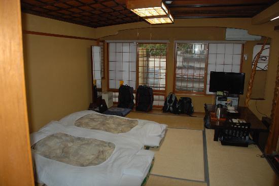 Senshinkan Matsuya: Room