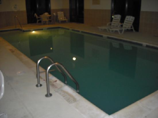 Hampton Inn Stroudsburg / Poconos : Pool