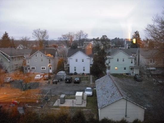 Hampton Inn Stroudsburg / Poconos: View from my room