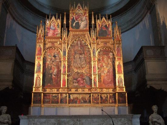 Duomo: タッデオ・ディ・バルトロの多翼祭壇画