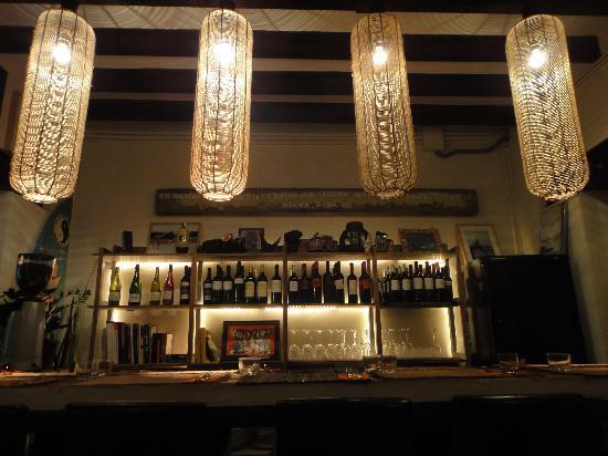 Duke Restaurant : The bar