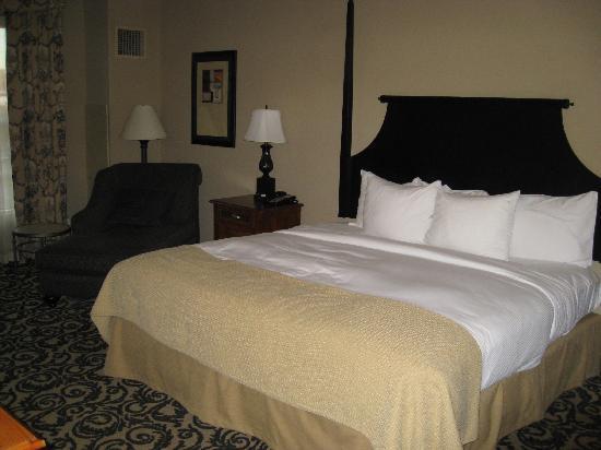 Hilton Columbia Center : Bedroom