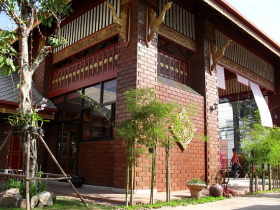 Mae Sot, Tailândia: Great beautiful hotel in town