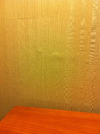 Fairfield Inn Philadelphia Exton: Wall near desk