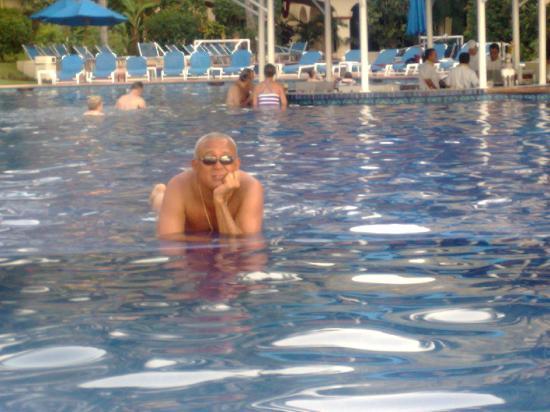 Barcelo Puerto Vallarta: En la piscina