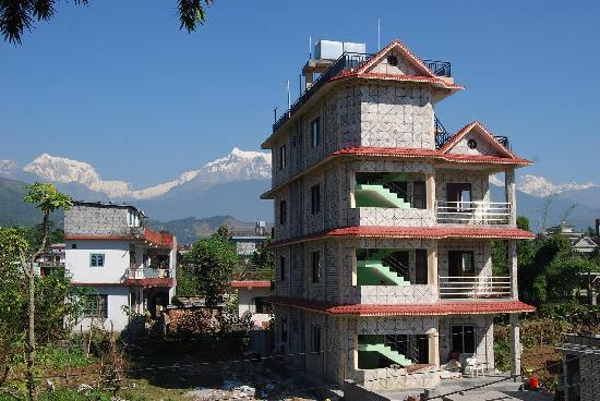 Diplomat apartments reviews pokhara nepal photos of for Modern house design in nepal