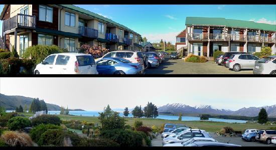Lake Tekapo Village Motel : Lake Tekapo Scenic Resort