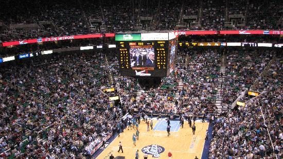 Energy Solutions Arena - ソル...