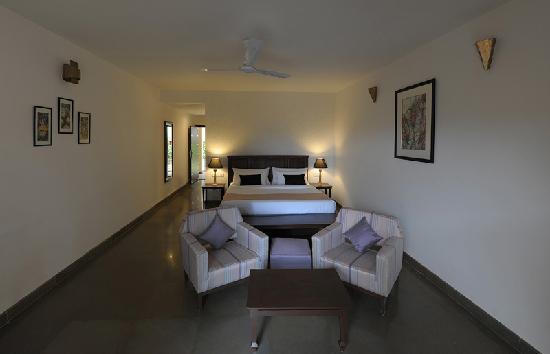 Virajpet, India: Room