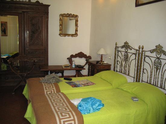 Soggiorno Panerai: Bedroom