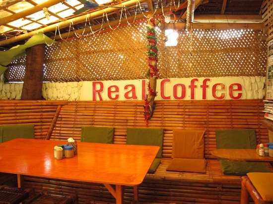 Real Coffee & Tea Cafe: Cafe