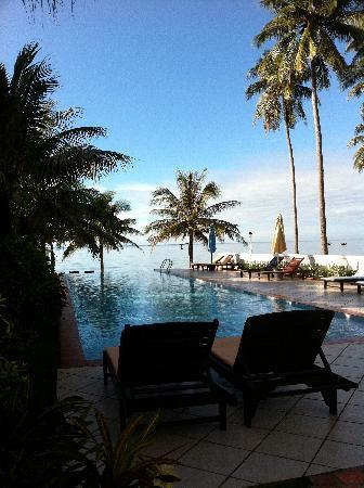 Grace Boutique Resort : pool