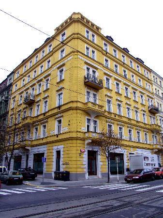 VINOH Hotel & Residence: external