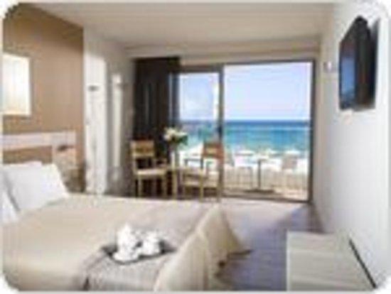 Aktia Lounge Hotel & Spa : Std Double Room Sea View