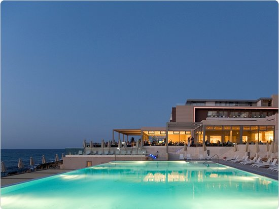 Aktia Lounge Hotel & Spa : Panoramic Hotel View