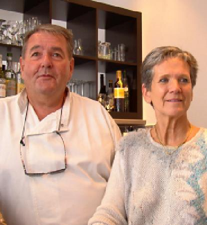 Restaurant Numero 6 : Alain et chantal Hillenmeyer