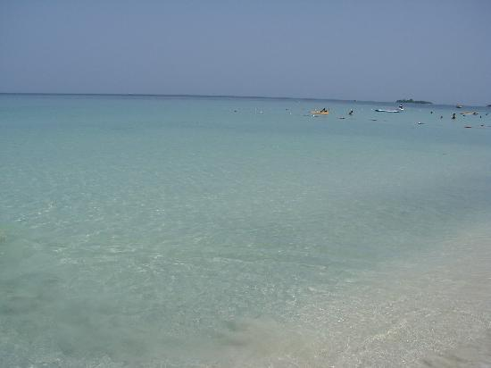 Negril, Jamaica: Another Great Picture of the Water