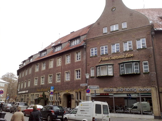 Deutsche Küche Münster | Gute Deutsche Kuche Altes Gasthaus Leve Munster Reisebewertungen