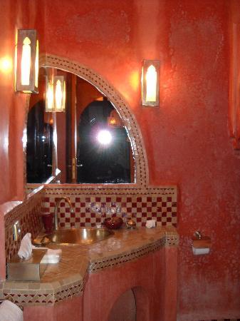 Riad Kenzo : salle de bain 2