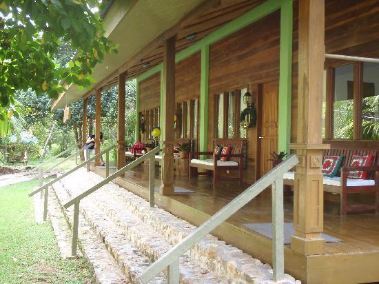 Busuanga Island Paradise: The casitas where we stayed