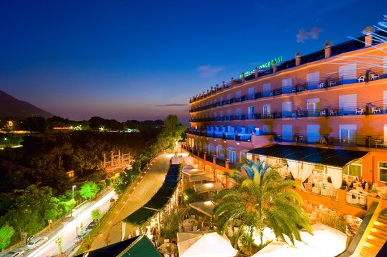 Hotel Stabia Castellammare Di Stabia Recensioni