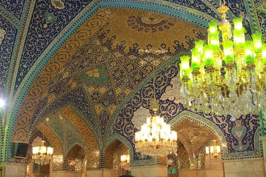 Damascus, Syria: Sayyida Ruqayya Mausoleum