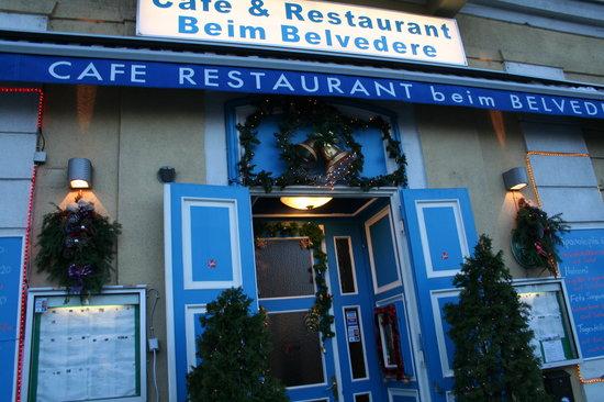 Photo of Mediterranean Restaurant Restaurant beim Belvedere at Prinz-eugen-strasse 56, Vienna 1040, Austria