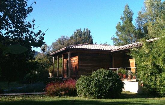 Le Verger Maelvi: Pavillon 'environnemental'